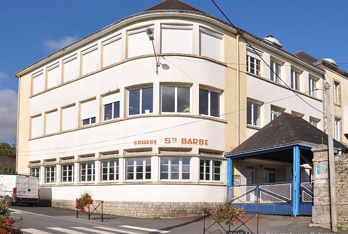 Collège privé Ste Barbe-La Salle
