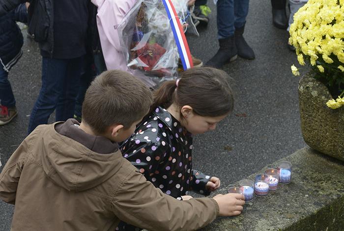 Groupe scolaire du Brugou, à la vie de la commune, vues de la maternelle et de quelques activités parmi celles proposées.