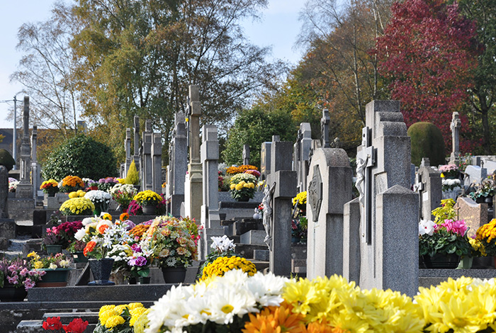 Décès - Service funéraire