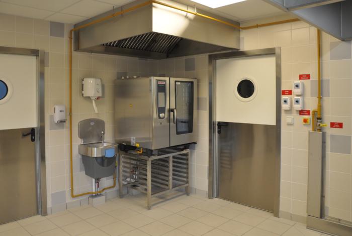 Les cuisines. (© MS Janno-Clément)