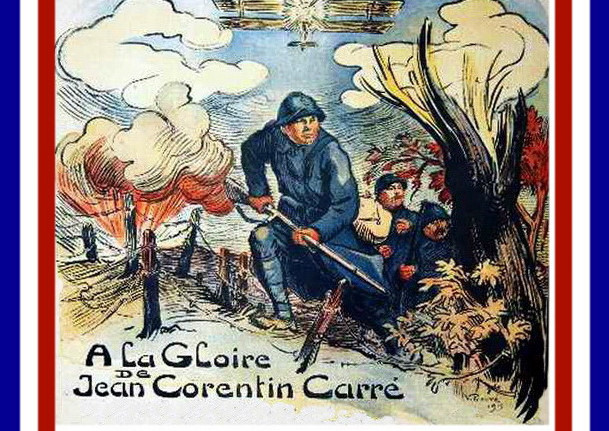 18 Mars – Commémoration Jean-Corentin CARRÉ au Faouët