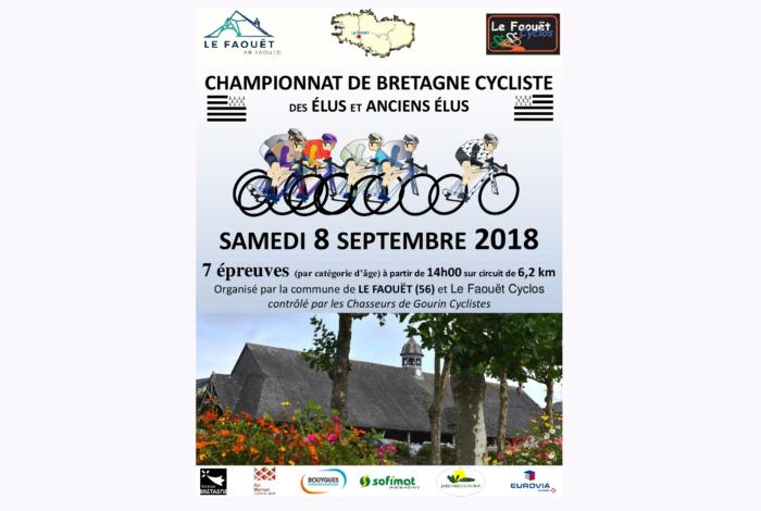 Championnat de Bretagne cycliste des élus et anciens élus