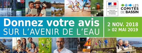 Actu de l'eau bassin Loire-Bretagne
