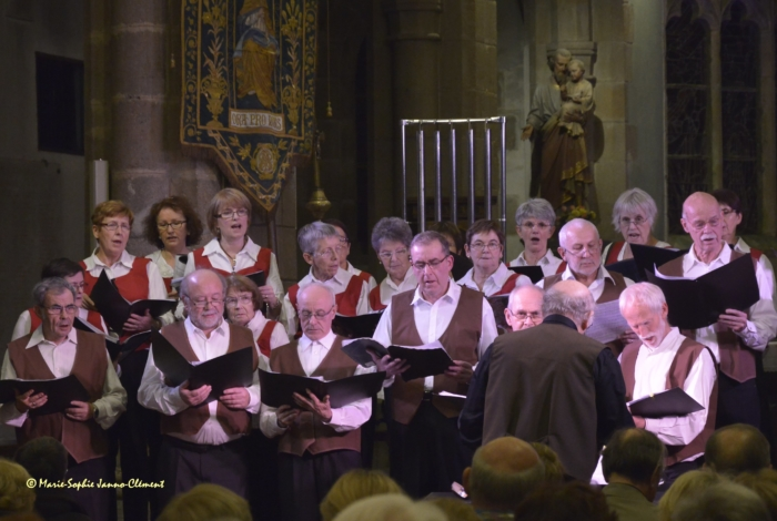 Chorale de la Marion (ateliers chants)
