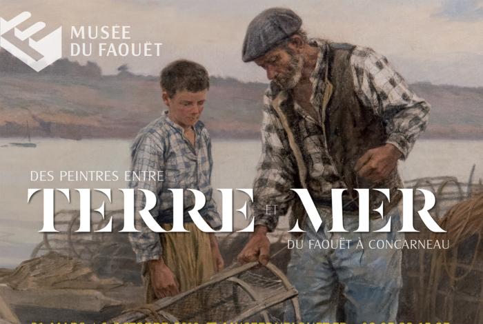 Des peintres entre terre et mer : du Faouët à Concarneau