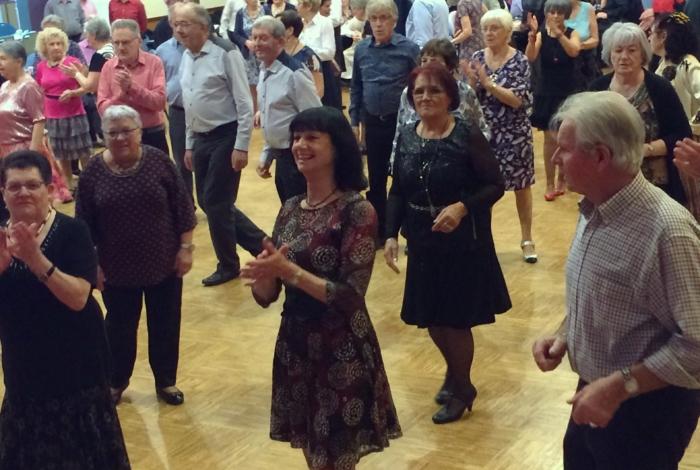 Bal organisé par les Seniors de l'Ellé