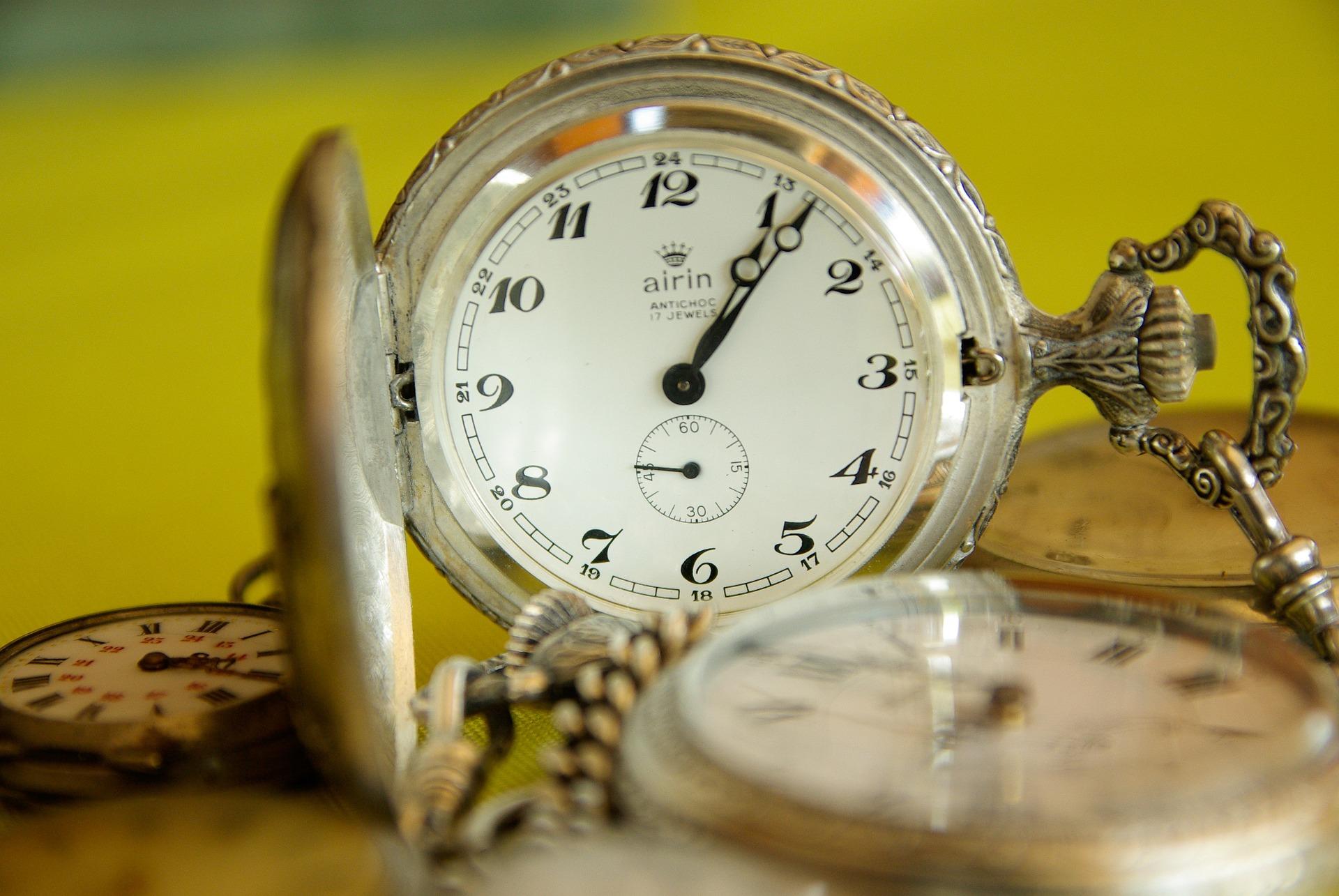 Bijouterie, Horlogerie
