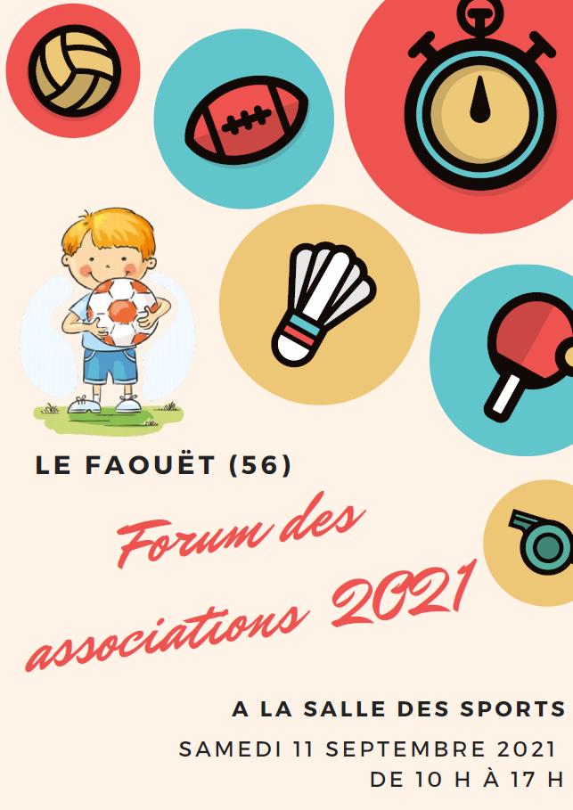 Forum des associations Faouétaises 2021