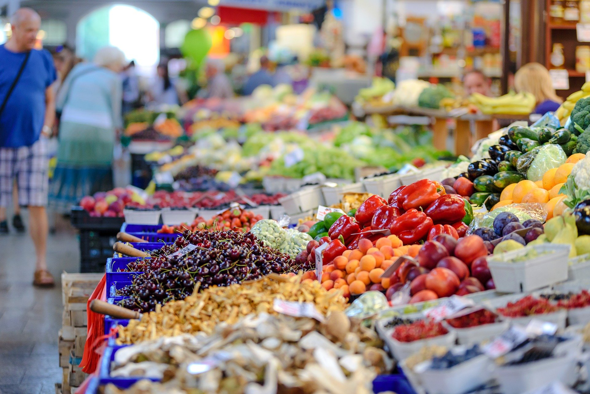 Commerces alimentaire